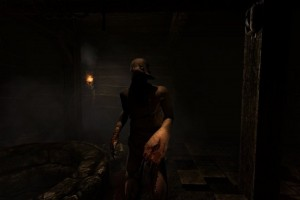 Amnesia: Dark Descent Monster