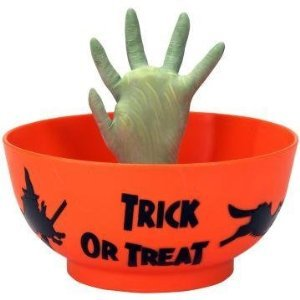 Animated Trick or Treat Bowl