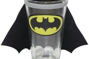 Batman Glass with Cape