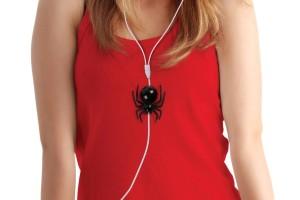 Black Spider Cord Organizer