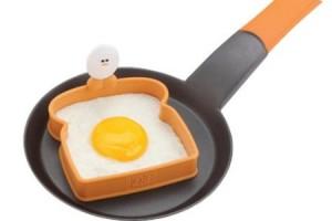 Bread Shaped Egg Shaper
