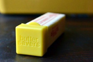 Butter Saving Cap