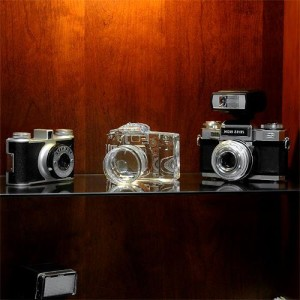 Crystal DSLR Next to Others
