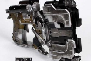 Dead Space Plasma Cutter Replica