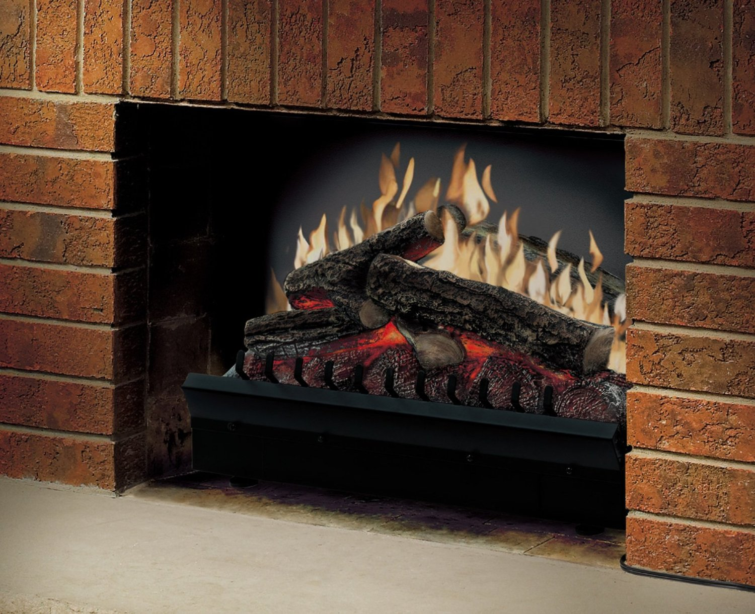 fake electric fireplace great things to buy