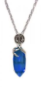 Final Fantasy Save Crystal Necklace