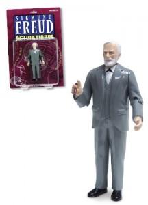 Freud Action Figure