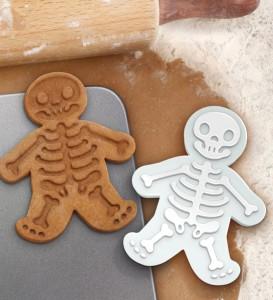 Gingerbread Men Skeletons