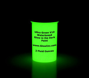 paint has the highest brightness rating available for glow in the dark. Black Bedroom Furniture Sets. Home Design Ideas