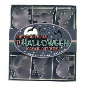 Halloween Cookie Cutter Set