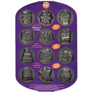 Halloween Cookie Molds