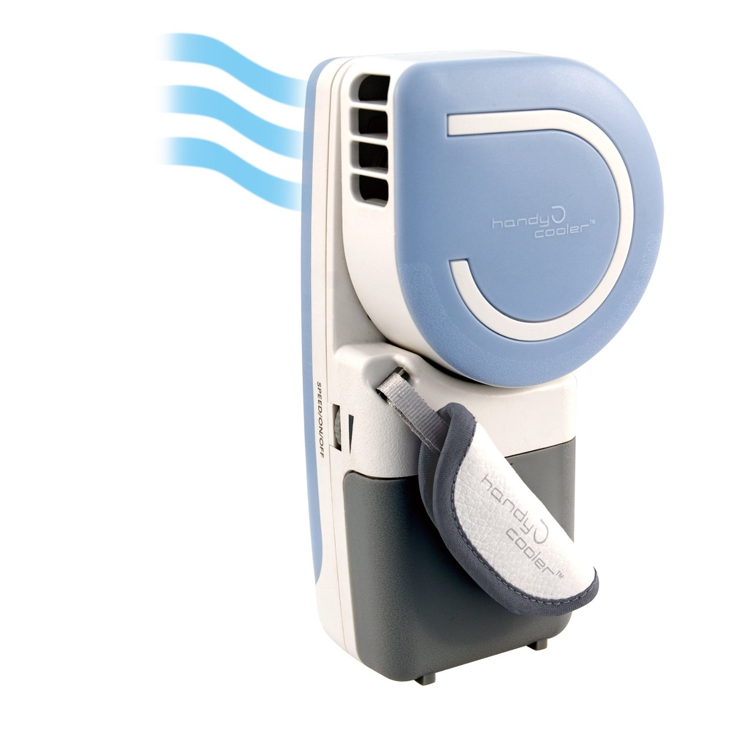 Looking to stay cool? Try this hand held air conditioner which also  #376894