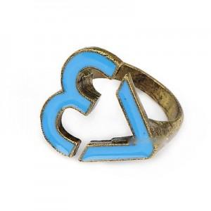 Heart Emoticon Ring