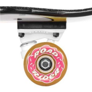 Homer Simpson Skateboard Donut Wheel