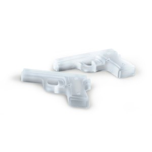 Ice Cube Hand Guns