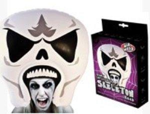 Inflatable Skeleton Head
