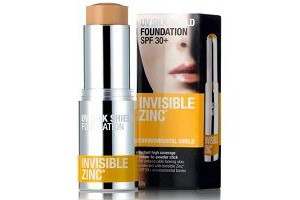 Invisible ZInc UV Silk Shield Foundation
