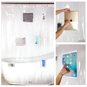 Ipad Shower Curtain