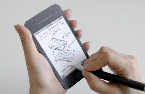 iPhone Paper Pad