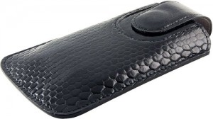 iPhone Sea Snake Leather Case