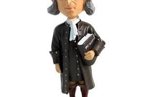 Isaac Newton Bobblehead