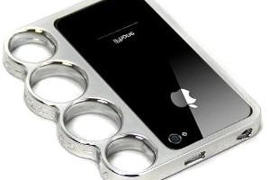 Knuckle Duster iPhone Case