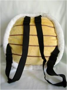 Koopa Shell Bag Straps