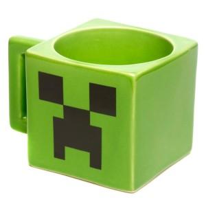 Minecraft Creeper Coffee Mug