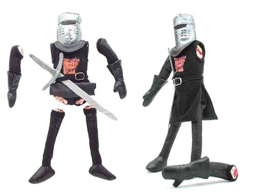 monty python black knight toy