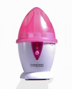 Pink UV Toothbrush Sanitizer