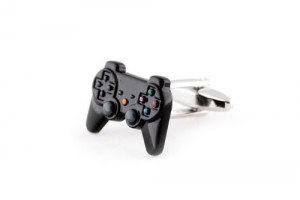 Playstation Controller Cufflinks