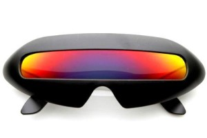 Single Lens Sunglasses