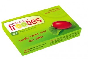 Taste Bud Changing Berry Tablets