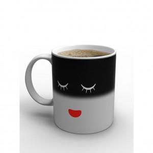 Temperature Sensitive Mug Transition