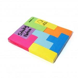 Tetris Post It Notes