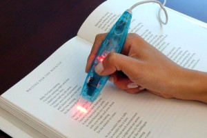 Text Scanning Pen