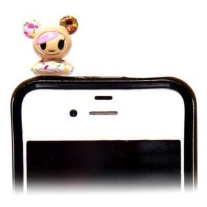 Tokidoki iPhone Dust Plug