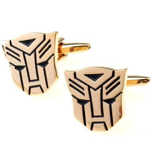 Transformers Cufflinks