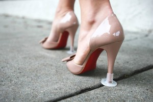 Transparent High Heel Protectors