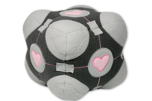 Valve Portal Companion Cube