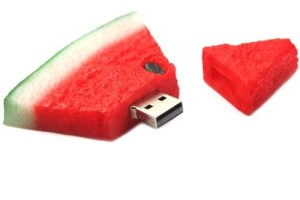 Watermelon USB Stick