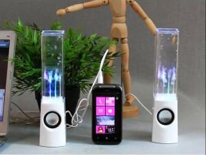 Watershow Speakers Smartphone