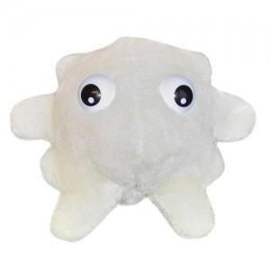 White Blood Cell Plushie