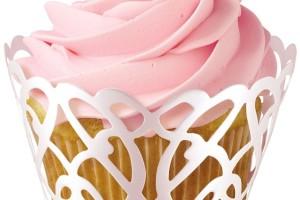Wilton Swirl Cupcake Wrapper
