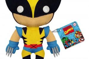 Wolverine Plushie Doll