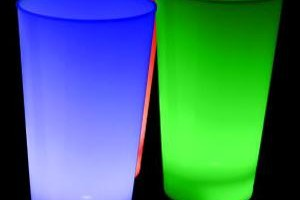 Glowing LED Light Cups