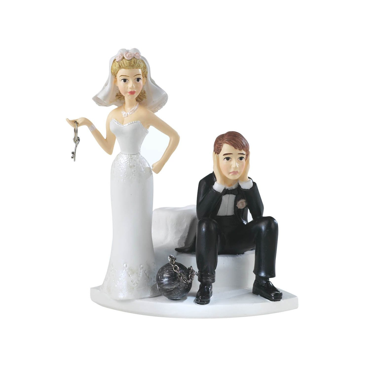 Ball And Chain Wedding Cake Topper Great Things To Buy