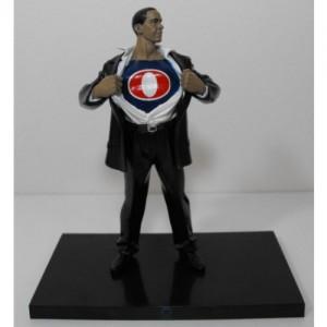 Barack Obama Superman