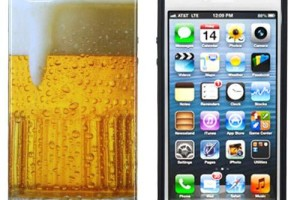 Beer Glass iPhone 5 Case