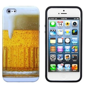 Beer Glass iPhone 5 Case